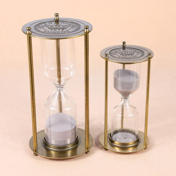 Doster Hourglass Decor   Living Space