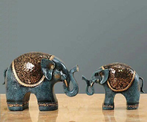 Elephant Home Decor | Living Space
