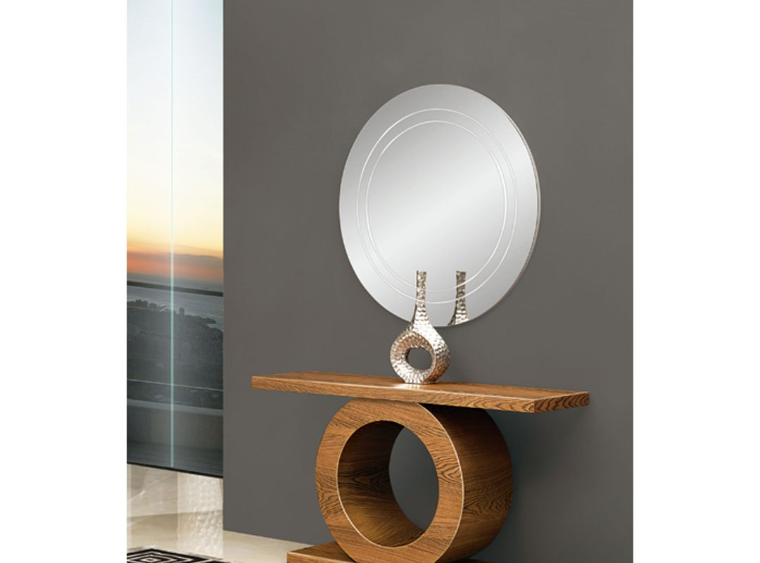 Byron Hall Table With Mirror