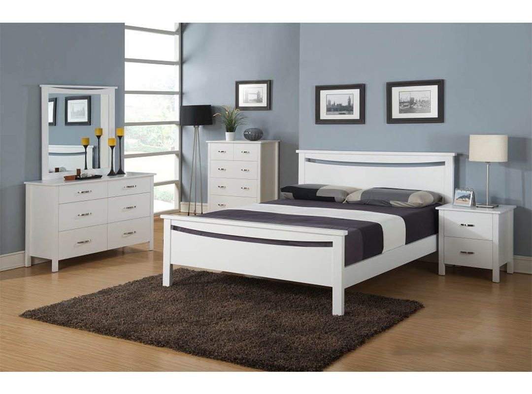 Britain 6-Piece Bedroom Suite