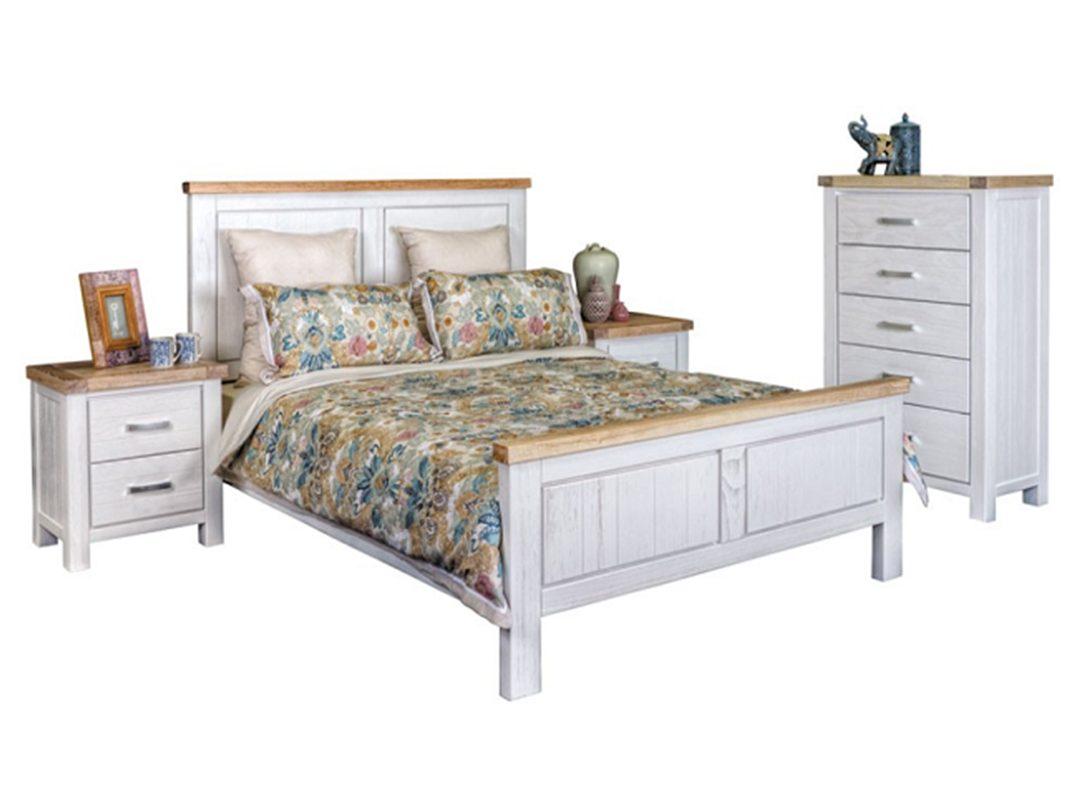 Emily 6-Piece Bedroom Suite