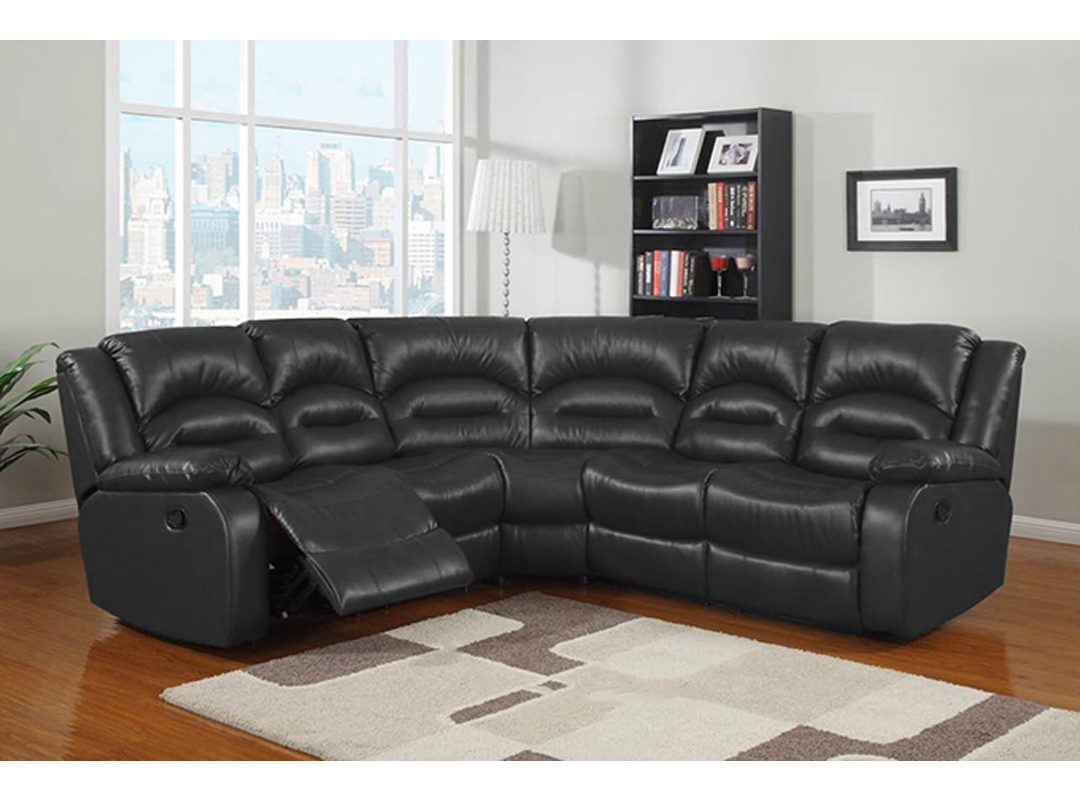 Lara Corner Sectional Recliner Lounge Suite