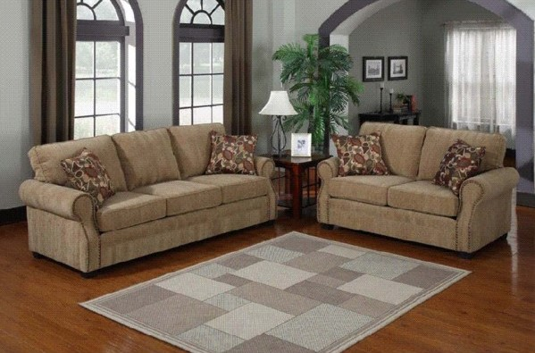 Becky Fabric Lounge Suite   Living Space