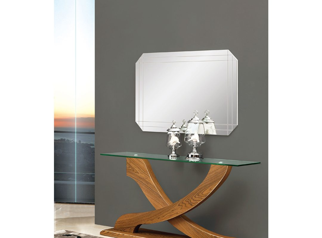 Madrid Hall Table With Mirror
