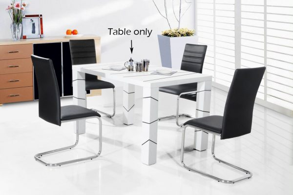 Myra Dining Table   Living Space