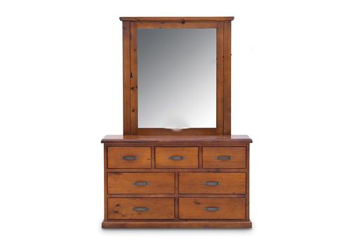 Starmore Dresser with Mirror | Living Space