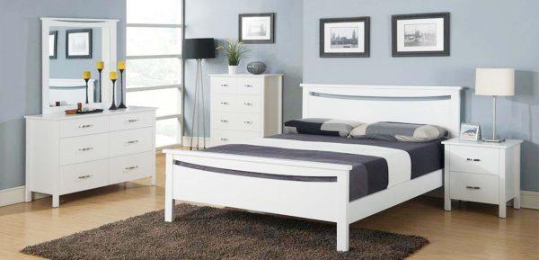 Britain Bedroom Suite | Living Space