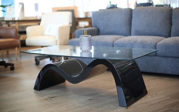 Myra Coffee Table | Living Space | Black