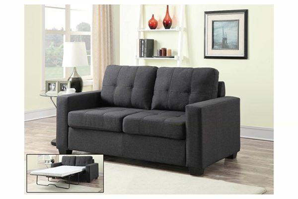 Rachel Sofa Bed | Grey | Living Space