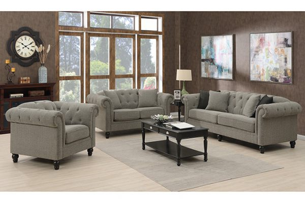Darcy Lounge Suite | Living Space