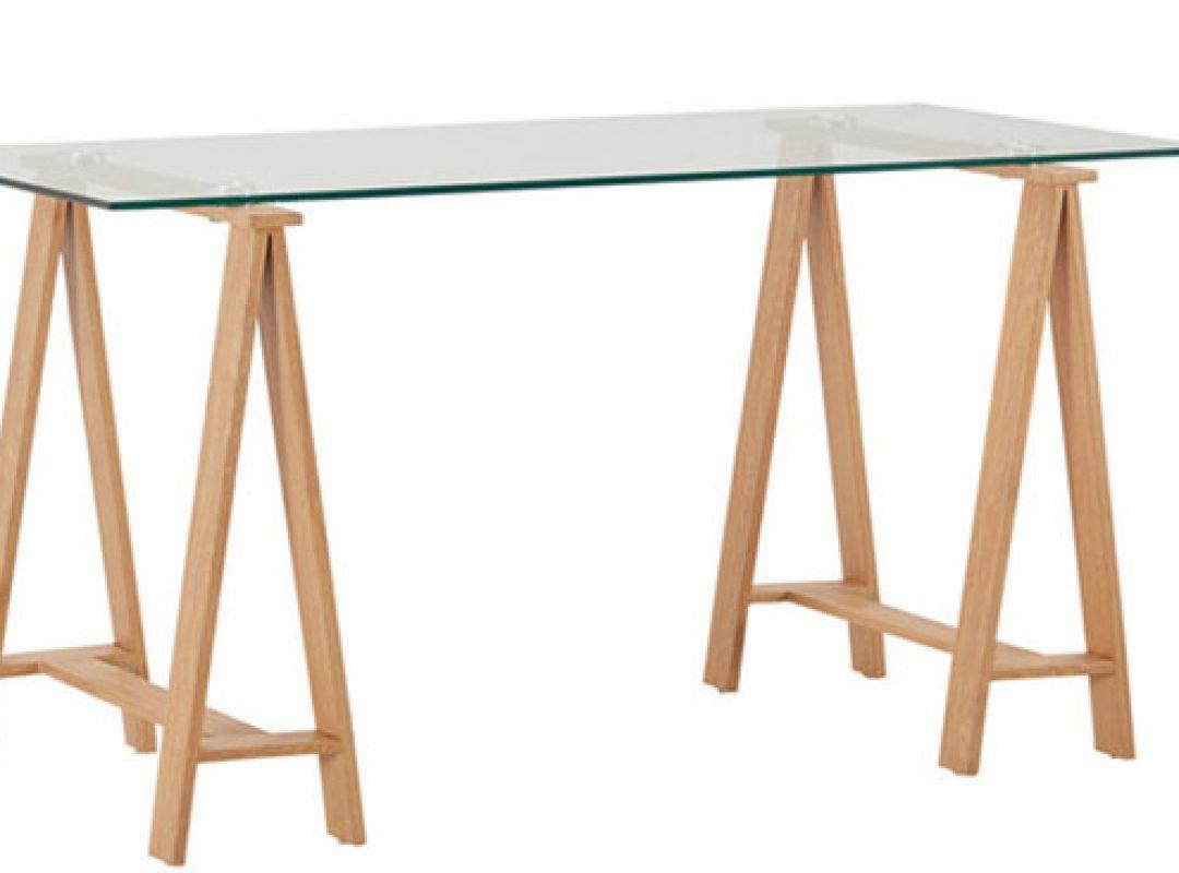 Ryan Glass Desk