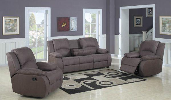 Preston Recliner Lounge Suite | Living Space